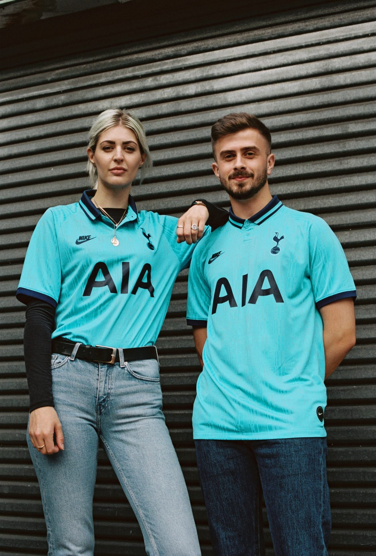 new product 3ed12 94b09 Nike x Tottenham Hotspur 3rd Kit Launch With AJ Tracey | GAFFER